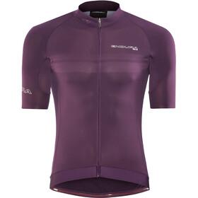 Endura Pro SL Lite II Maillot de cyclisme à manches courtes Homme, mulberry